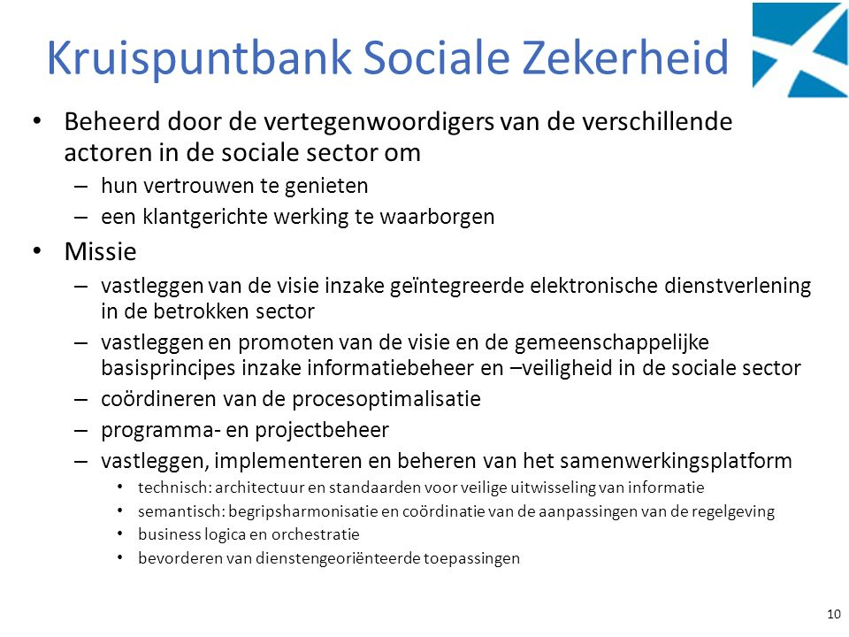Kruispuntbank Sociale Zekerheid