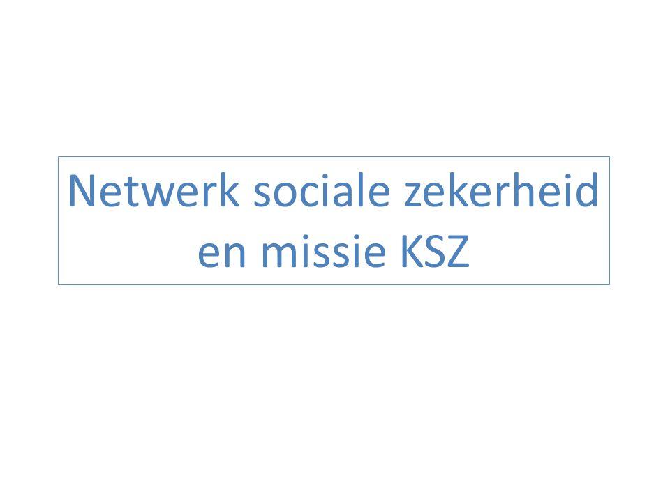Netwerk sociale zekerheid