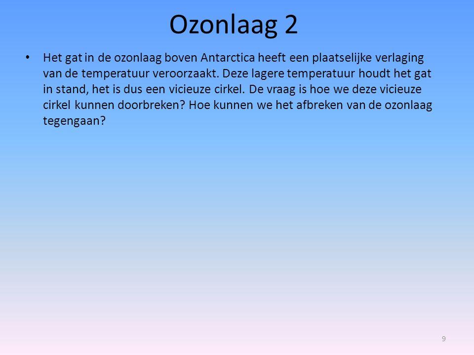 Ozonlaag 2