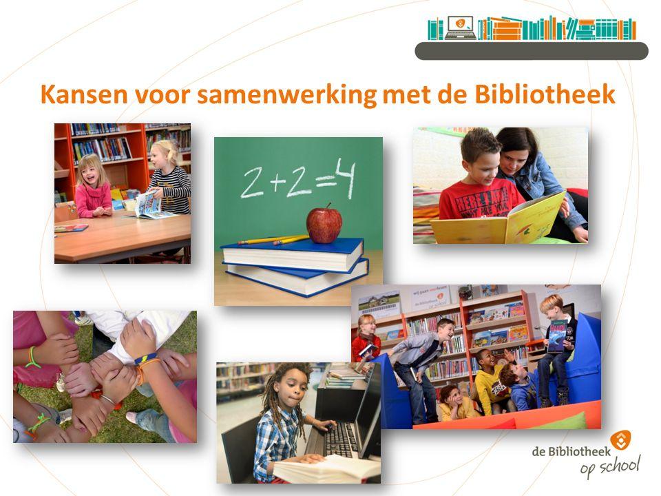 Kansen voor samenwerking met de Bibliotheek