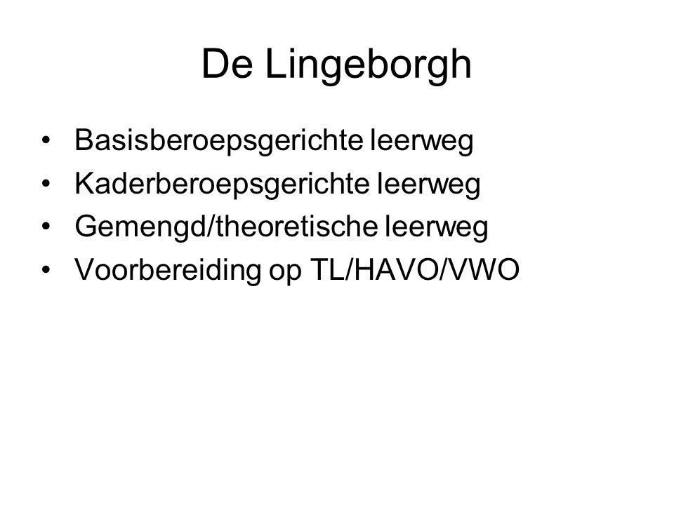 De Lingeborgh Basisberoepsgerichte leerweg