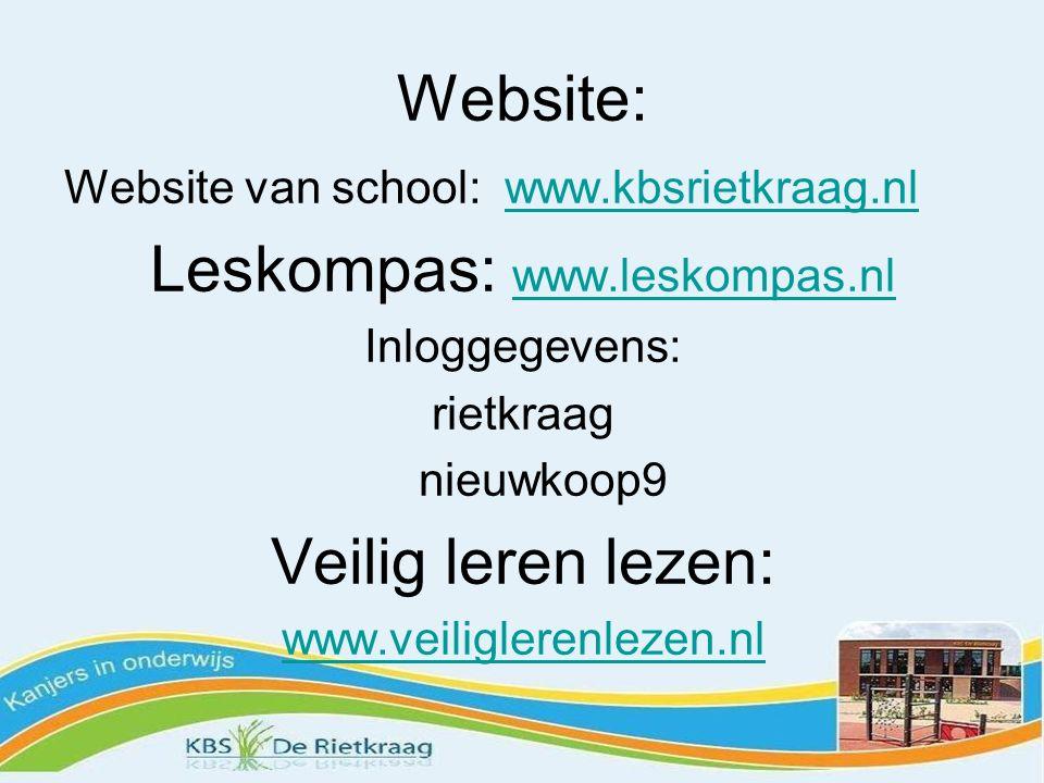 Leskompas: www.leskompas.nl