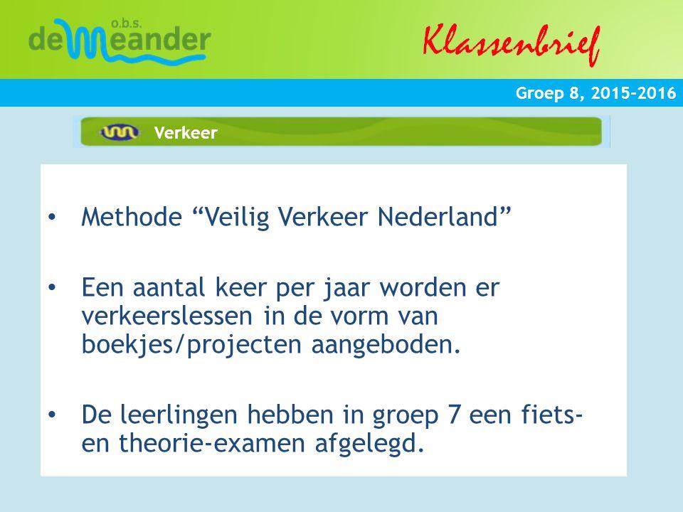 Methode Veilig Verkeer Nederland