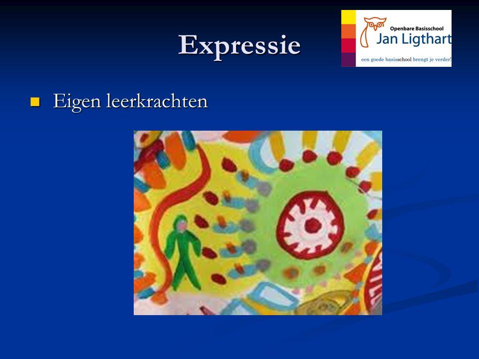 Expressie Eigen leerkrachten