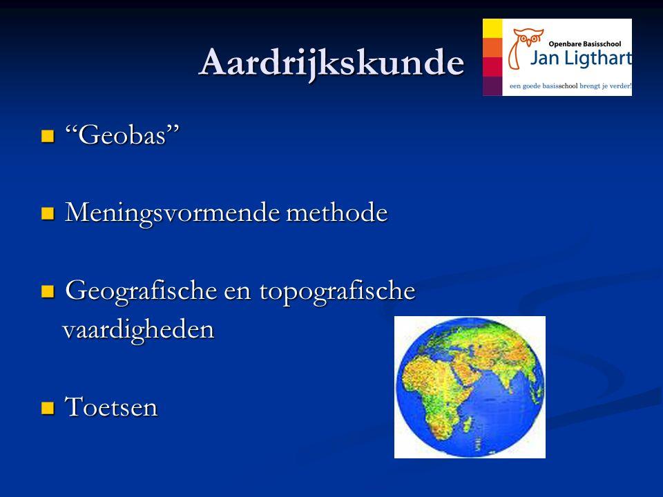 Aardrijkskunde Geobas Meningsvormende methode