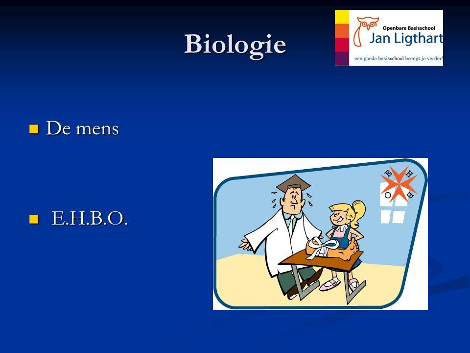Biologie De mens E.H.B.O.