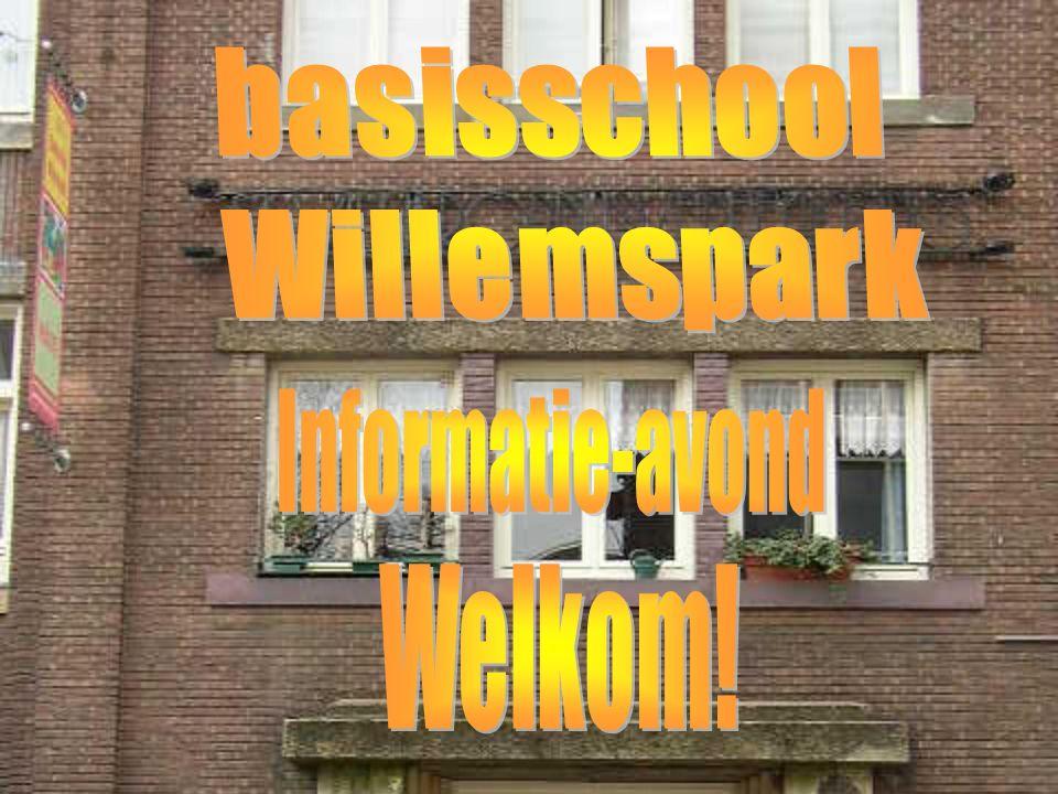 basisschool Willemspark Informatie-avond Welkom!