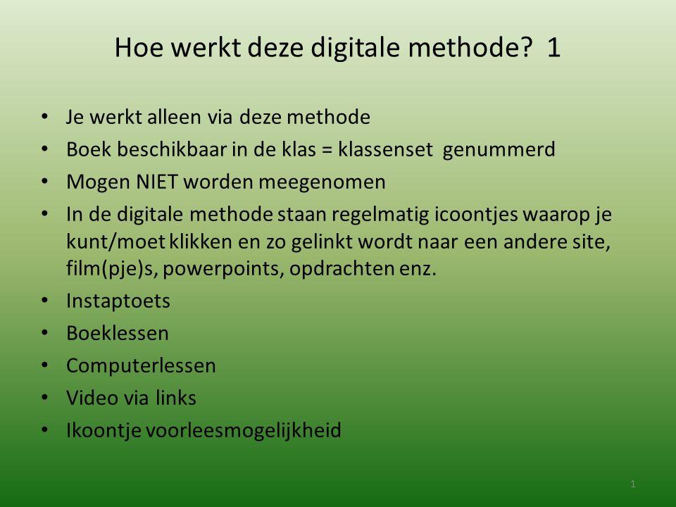 Hoe werkt deze digitale methode 1