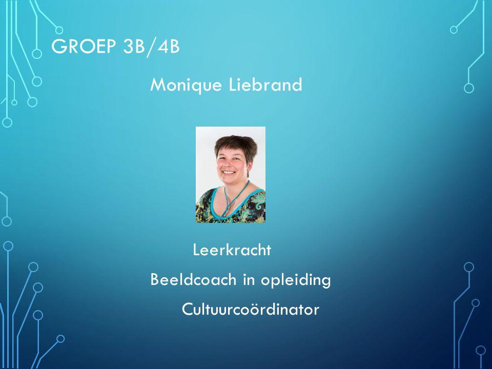 Groep 3B/4B Monique Liebrand Beeldcoach in opleiding