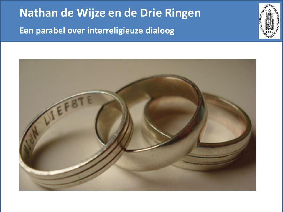 Nathan de Wijze en de Drie Ringen