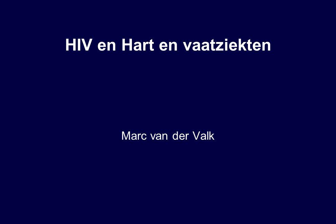 HIV en Hart en vaatziekten