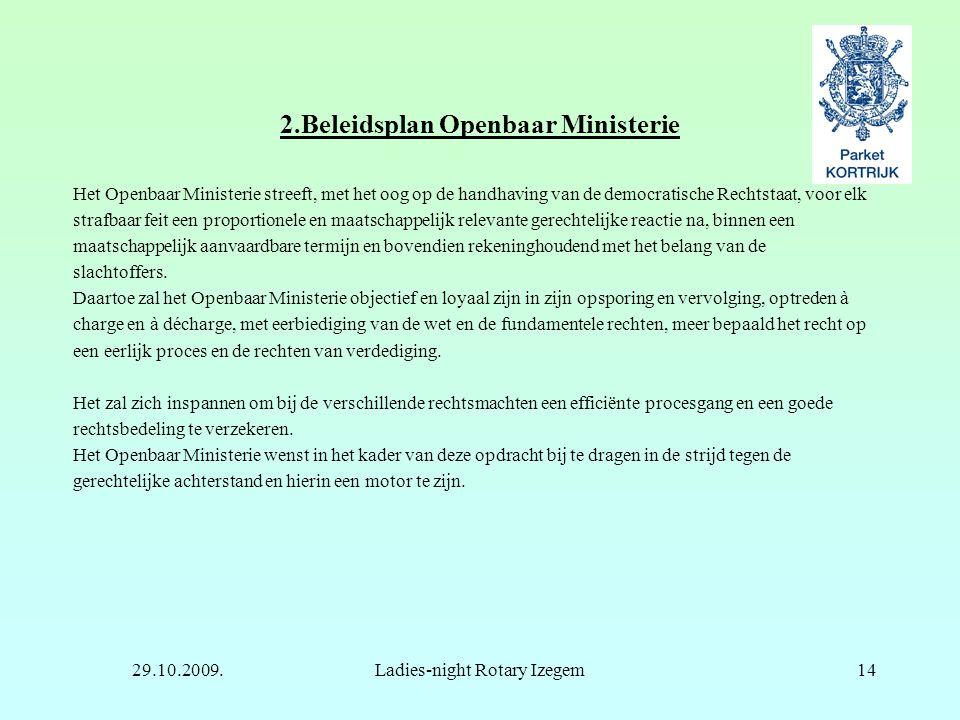 2.Beleidsplan Openbaar Ministerie
