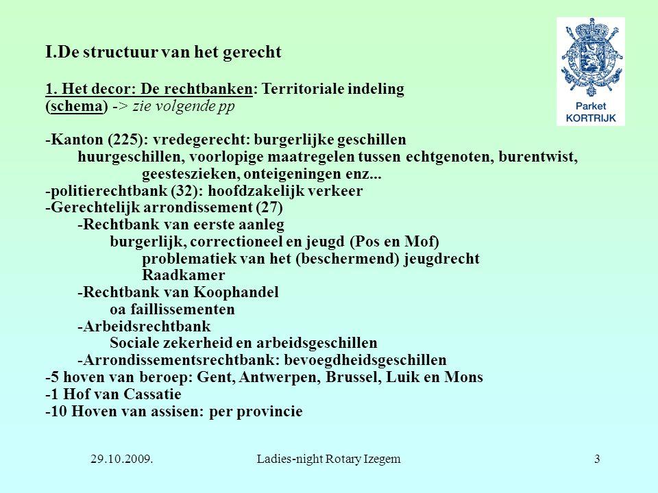 Ladies-night Rotary Izegem