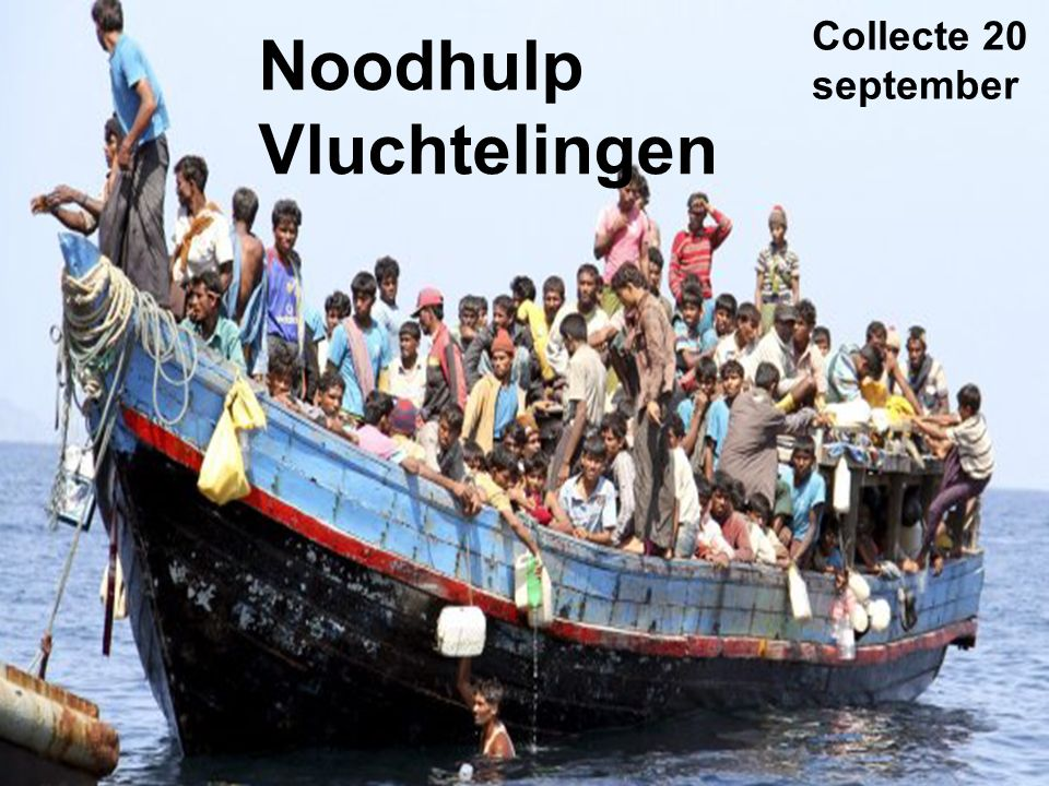 Noodhulp Vluchtelingen