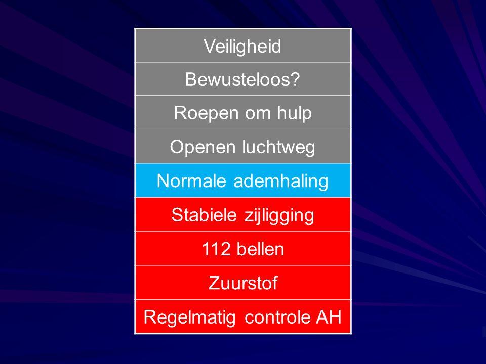 Regelmatig controle AH