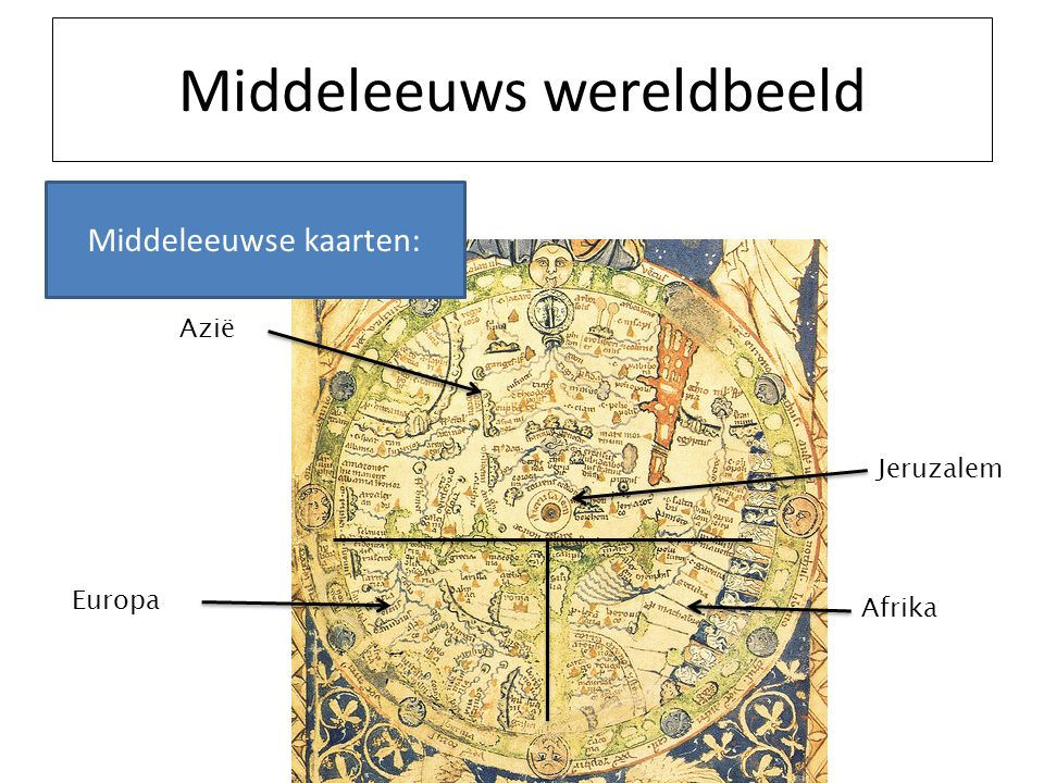 Middeleeuws wereldbeeld