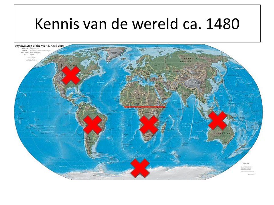 Kennis van de wereld ca. 1480