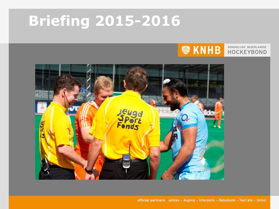 Briefing 2015-2016