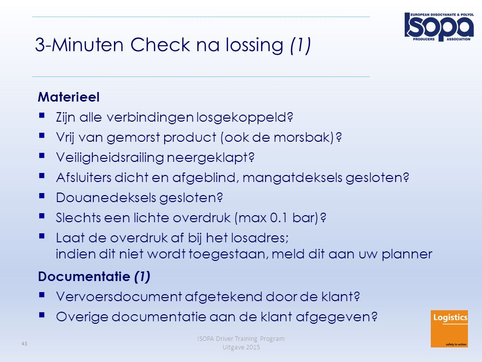 3-Minuten Check na lossing (1)