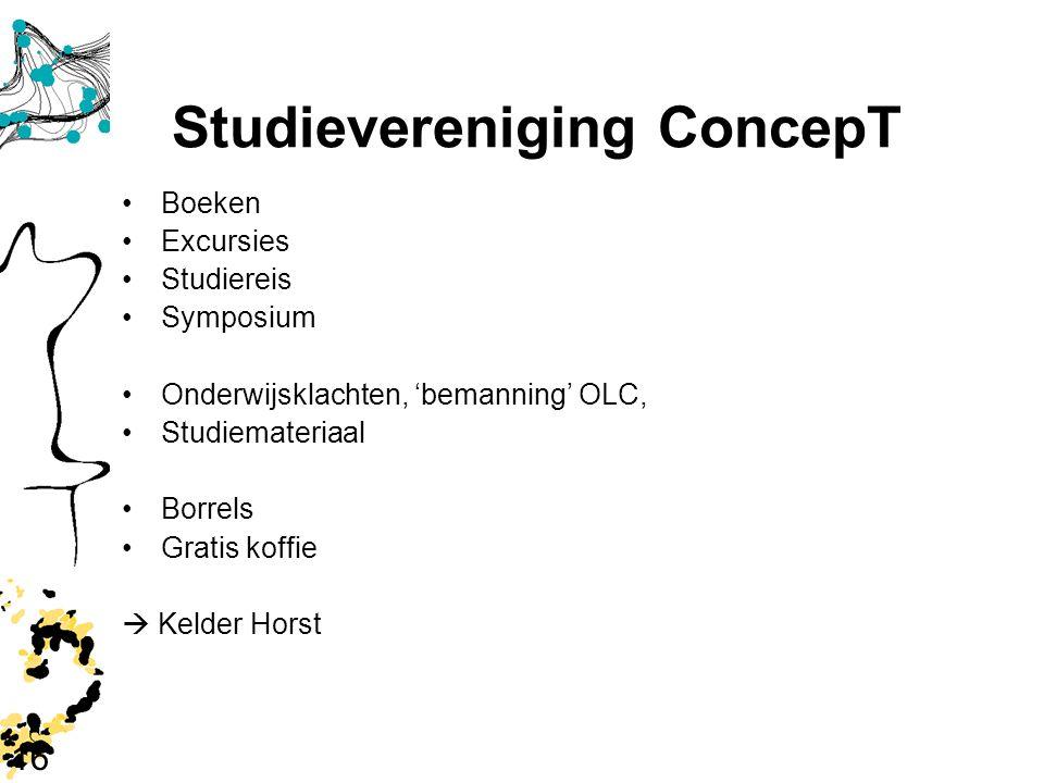Studievereniging ConcepT