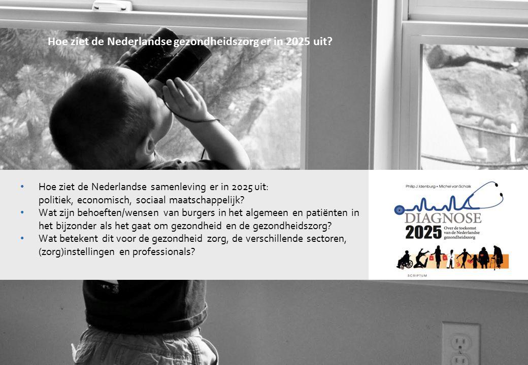 Hoe ziet de Nederlandse gezondheidszorg er in 2025 uit