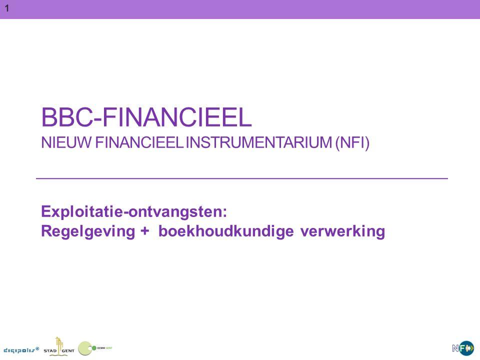 BBC-financieel Nieuw financieel instrumentarium (NFI)