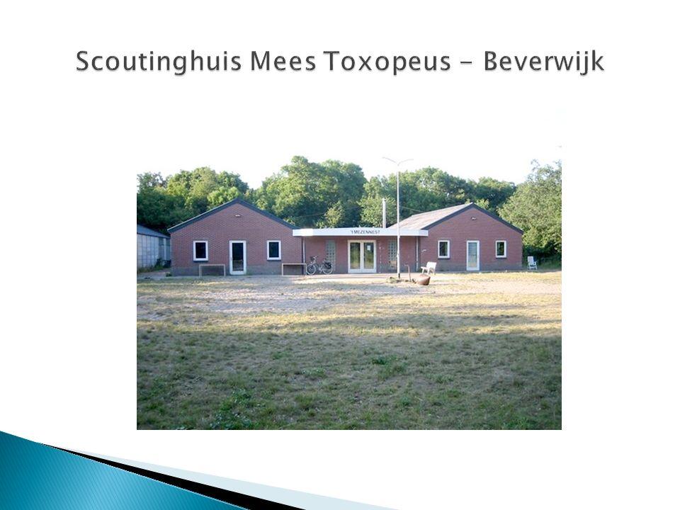 Scoutinghuis Mees Toxopeus - Beverwijk