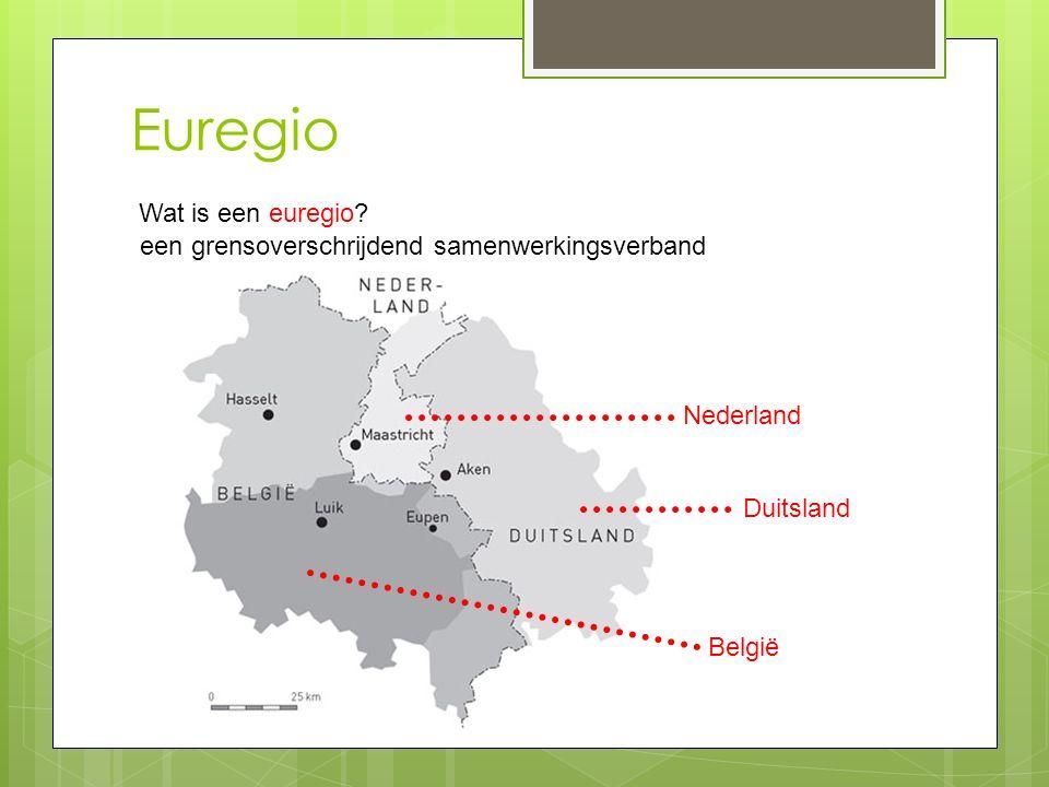 Euregio Wat is een euregio