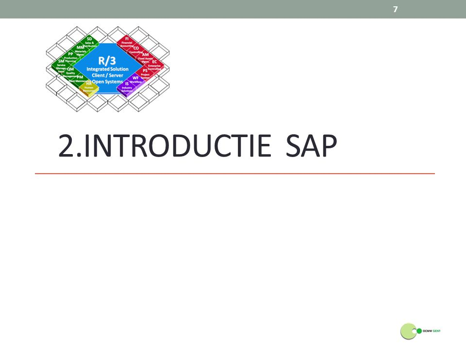 12.INTroductie SAP