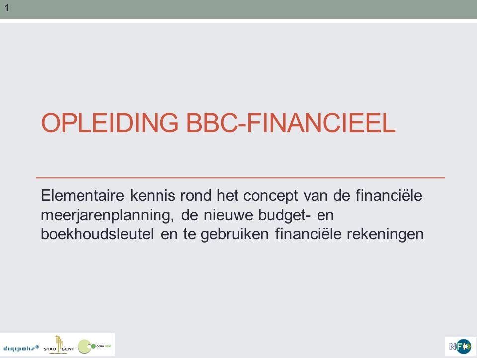 Opleiding BBC-financieel
