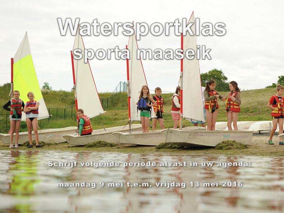Watersportklas sporta maaseik