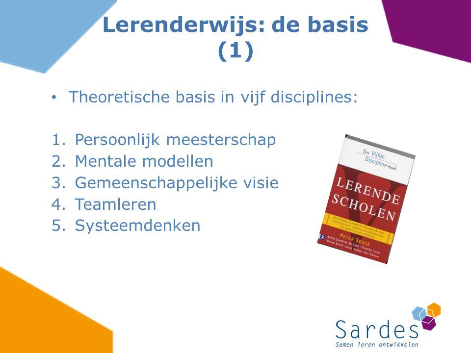 Lerenderwijs: de basis (1)