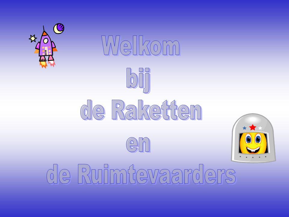 Welkom bij de Raketten en de Ruimtevaarders