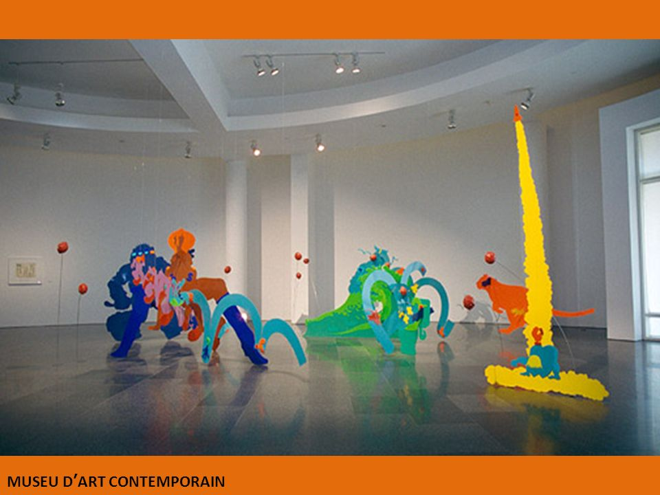 MUSEU D'ART CONTEMPORAIN
