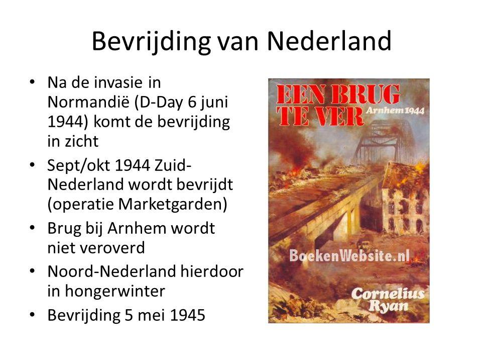Bevrijding van Nederland