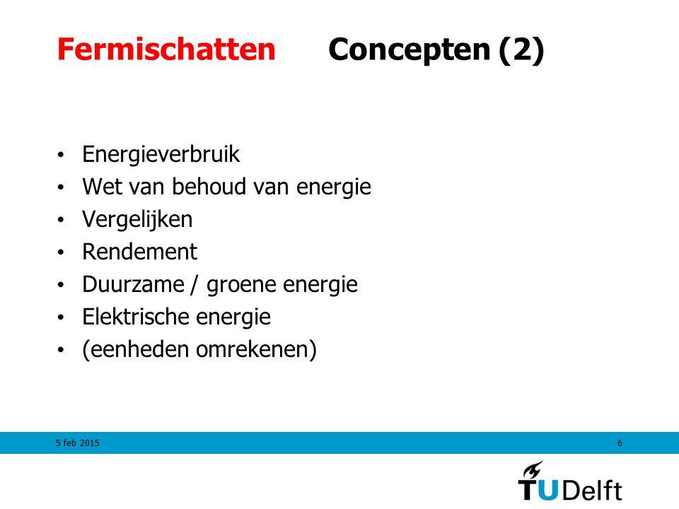 Fermischatten Concepten (2)