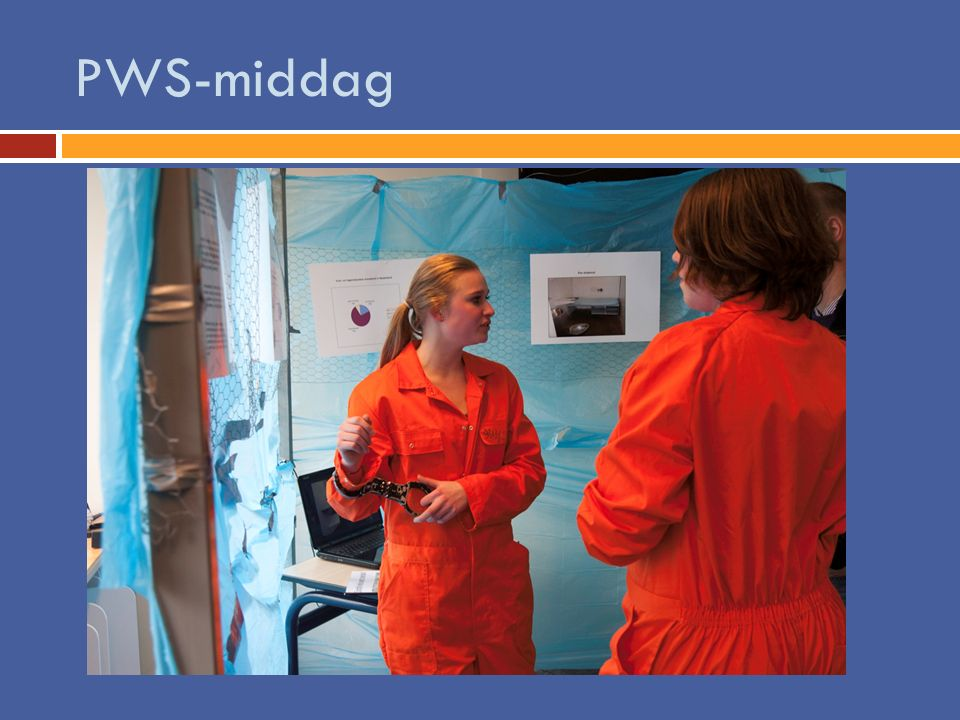 PWS-middag