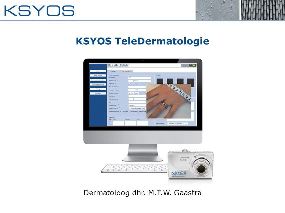 KSYOS TeleDermatologie