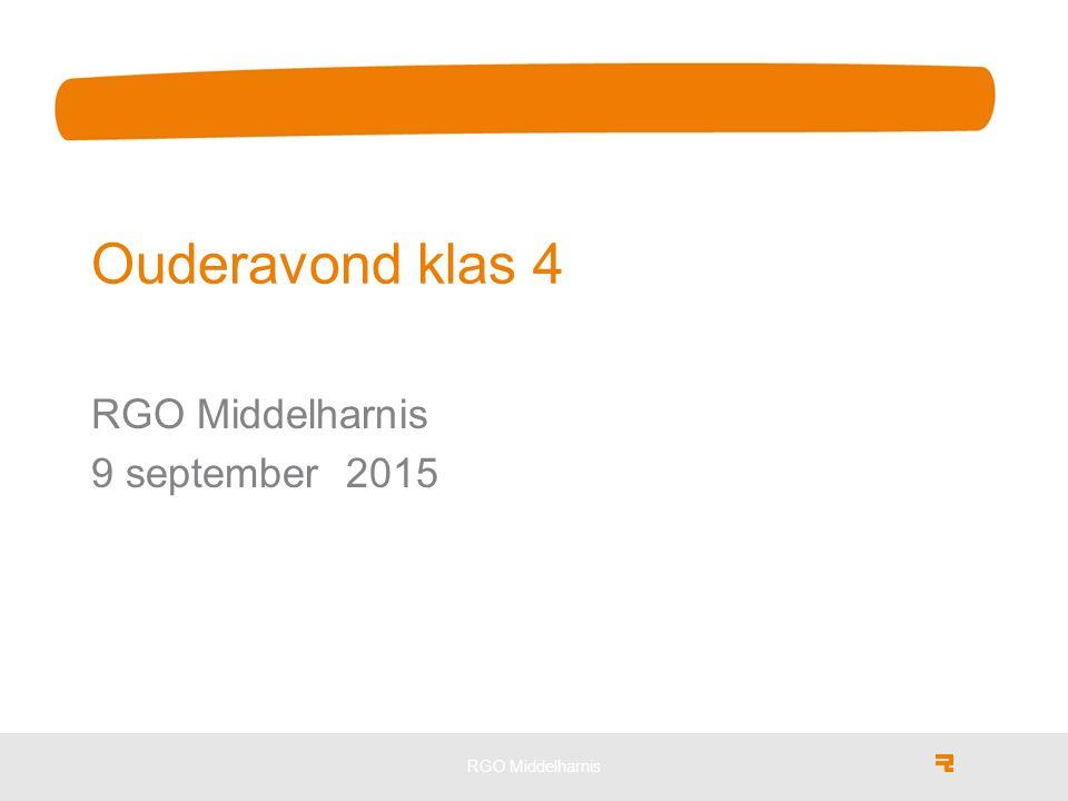 RGO Middelharnis 9 september 2015