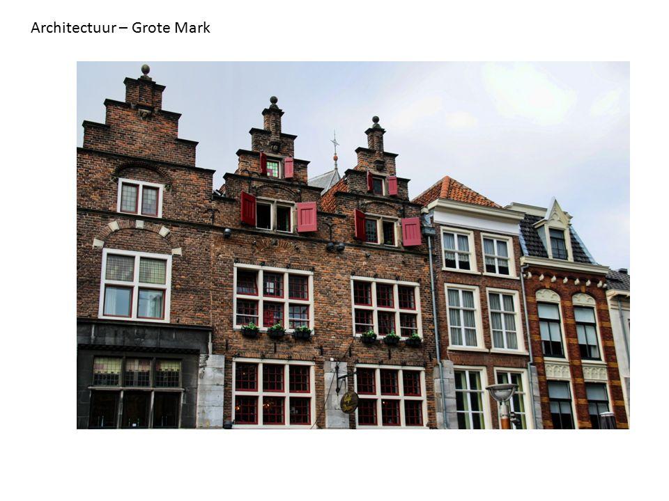 Architectuur – Grote Mark
