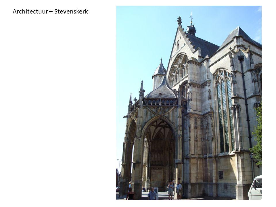 Architectuur – Stevenskerk