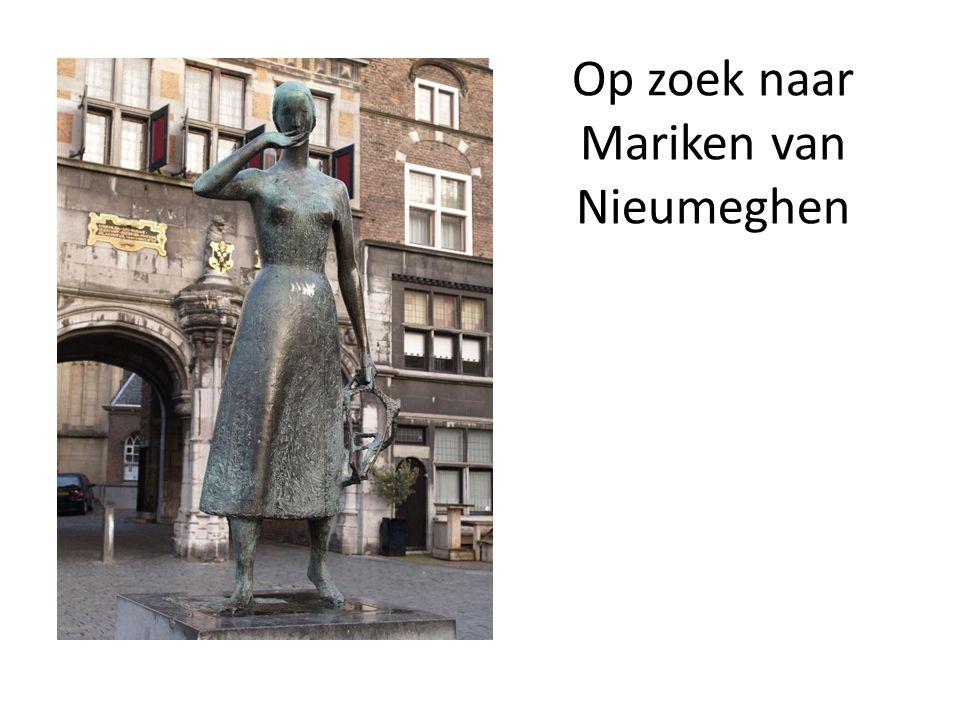 Op zoek naar Mariken van Nieumeghen