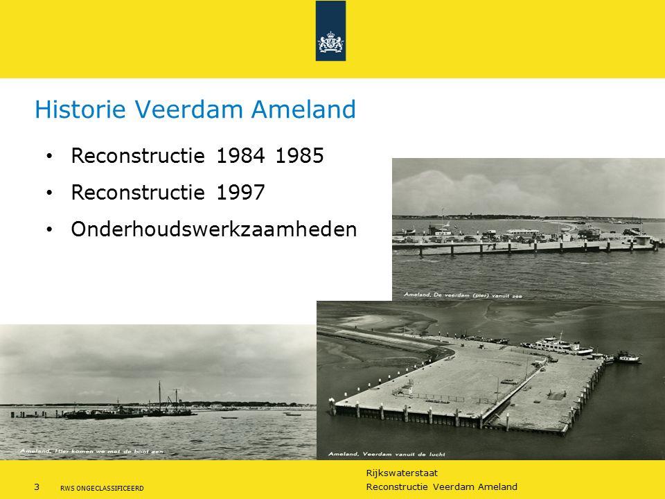 Historie Veerdam Ameland