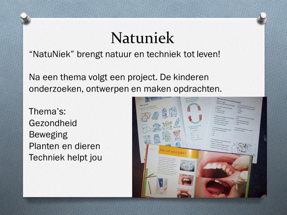Natuniek NatuNiek brengt natuur en techniek tot leven!