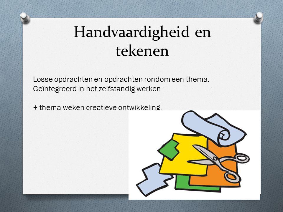 Handvaardigheid en tekenen
