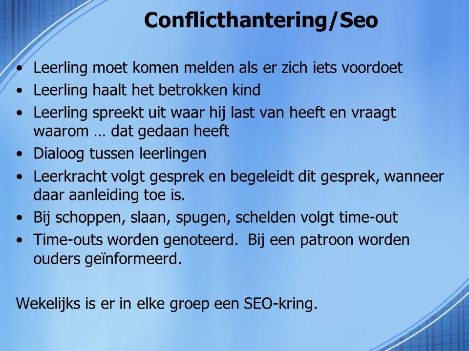 Conflicthantering/Seo