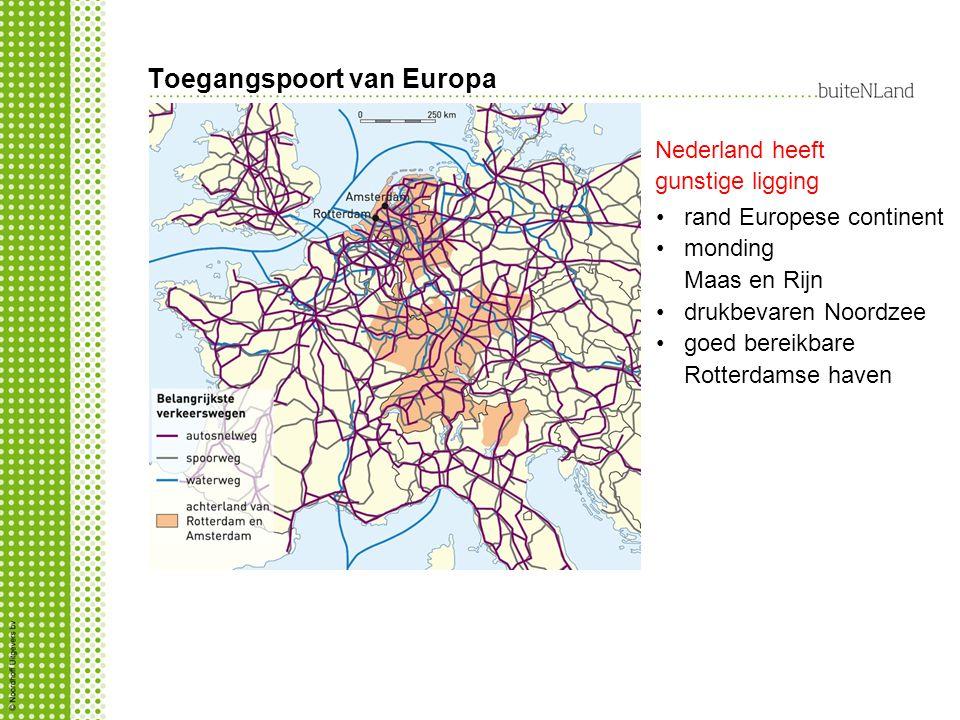 Toegangspoort van Europa