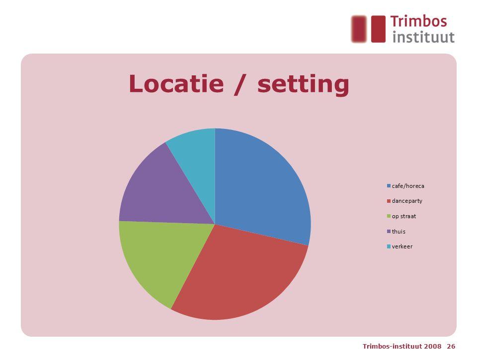 Locatie / setting