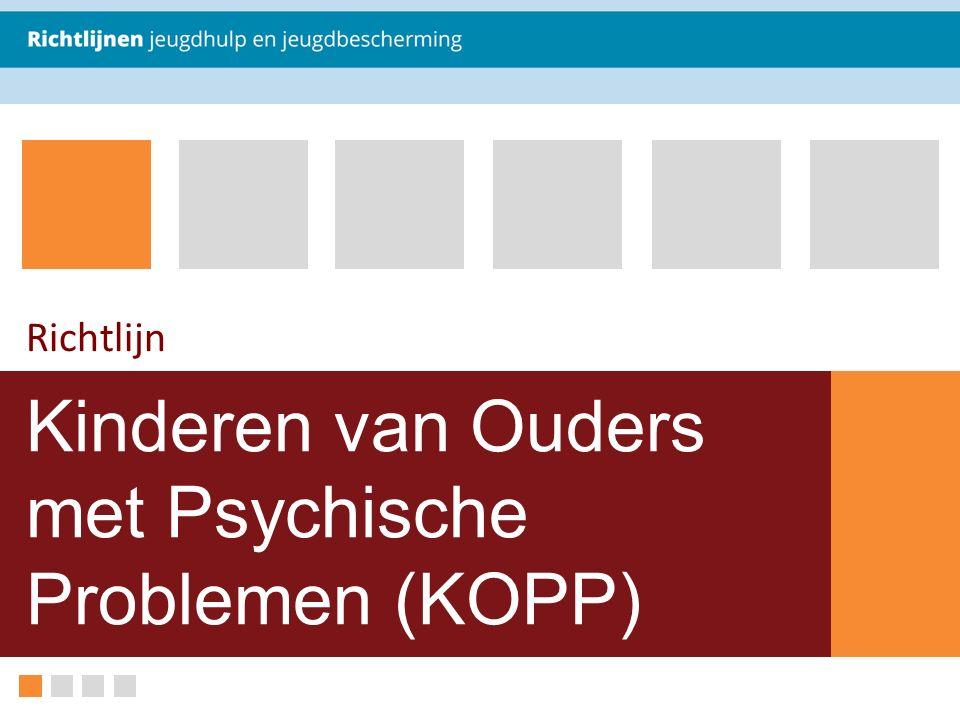 Kinderen van Ouders met Psychische Problemen (KOPP)