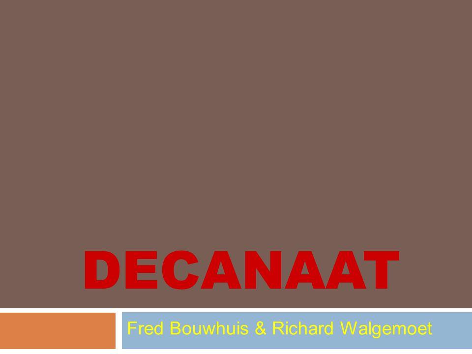 Fred Bouwhuis & Richard Walgemoet